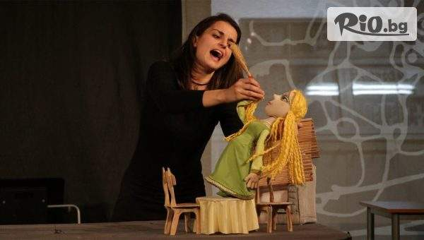 """Детски куклен театър """"Галената дъщеря"""" на 3 Октомври, събота от 11:00 часа, от Кинотеатър Освобождение"""