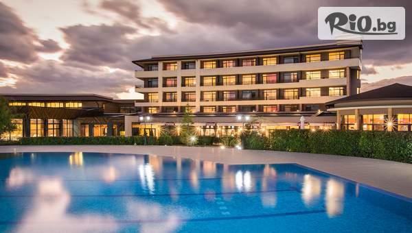 Отпочивайте в Хотел Севтополис Медикал и СПА, Павел Баня! Включено изхранване вечеря и закуска! + Зона за релакс и басейн