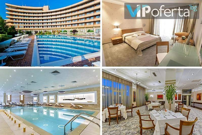 Пълен релакс в Гранд Хотел Поморие*****! Включва басейн и специален бонус!