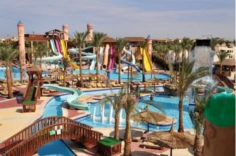 Екзотичен ЕГИПЕТ- Шарм ел-Шейх! хотел Sea Beach Auqa Park Resort 4*: Чартърен Полет с трансфери + 7 нощувки на база ALL INCLUSIVE само за 930 лв. на ЧОВЕК
