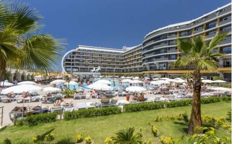 Ваканция за осем дни в SENZA HOTELS THE INN RESORT & SPA*****, Анталия!