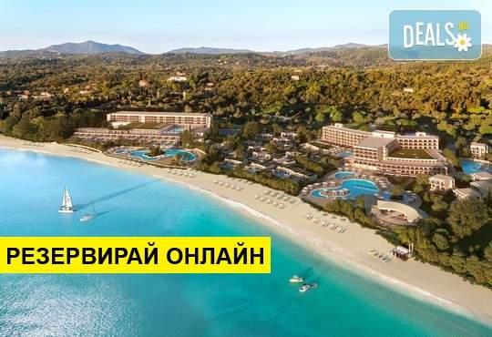 Релаксирайте в Ikos Dassia Resort*****, Дасиа!