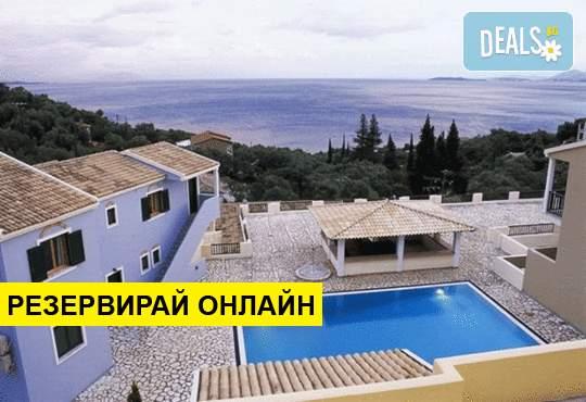 Нощувка на база BB,HB,AI в Corfu Residence Hotel 4*, Нисаки, о. Корфу