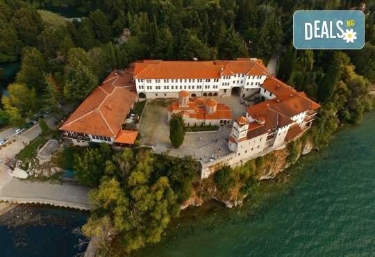 Великден или през май в Охрид: 3 нощувки и закуски в хотел 4*, транспорт