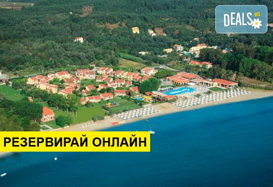 Нощувка на база HB,AI в Mayor Capo di Corfu Resort 4*, Агиос Петрос, о. Корфу
