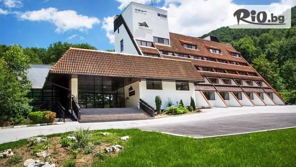 Релаксирайте в Хотел Еверест, Етрополския Балкан! Включва СПА, вечеря и закуска! + Опция за обяд