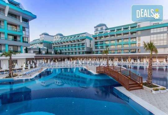 Почивка в Анталия: 7 нощувки Ultra all Inclusive в Sensitive Premium Resort & Spa 5*