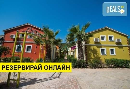 Нощувка на база BB в Villagio Maistro Apartments, Лефкада, о. Лефкада