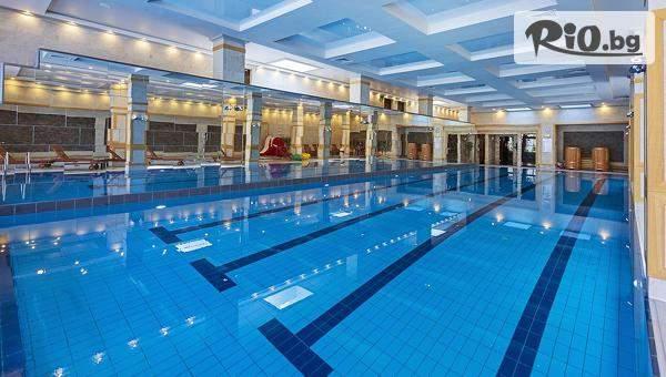 Голям релакс в 7 Pools Boutique Hotel and SPA, Банско! Включва басейн, зона за релакс, вечеря и закуска!