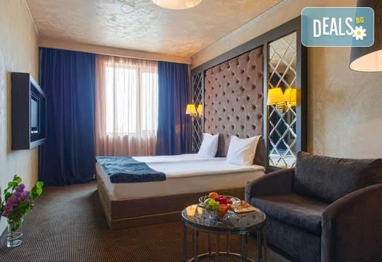 Октомври в Гранд хотел Банско 5*: нощувка на база All Inclusive, релакс зона