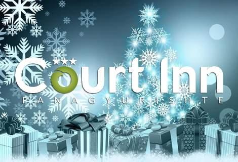 Нова Година в ПАНАГЮРИЩЕ, Хотел Court Inn: 3 Нощувки + Закуски + Новогодишна вечеря и програма + брънч на 01.01.2021 г. за 268 лв. на Човек!