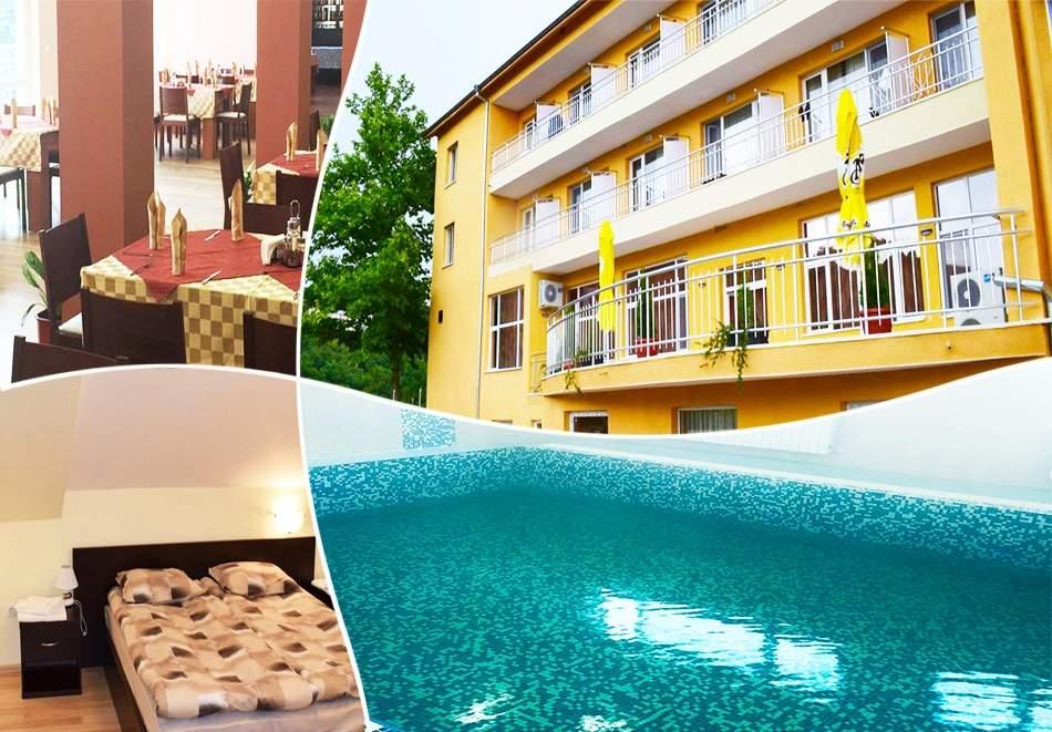 Релакс в хотел Божур, близо до Хасково! Включва пълно изхранване и басейн с минерална вода