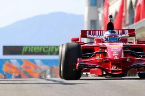 Изживейте Формула 1 в Истанбул за три дни! Плюс закуски!