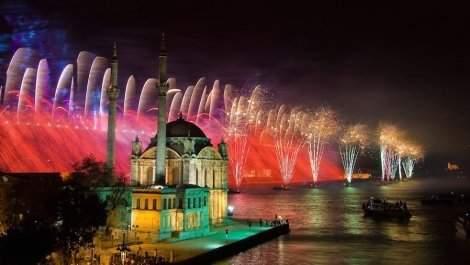 Нова Година 2021 в Истанбул! Транспорт + 3 нощувки с 3 закуски в хотел Zurich 4 + Байсен, Фитнес и сауна за 339 лв.!