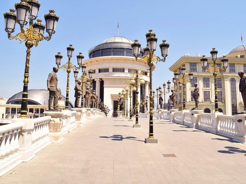 Ваканция за три дни до Северна Македония!
