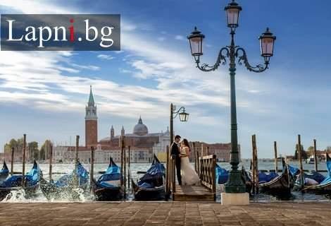 Романтична екскурзия до Венеция, Падуа и градът на влюбените Верона 3 нощувки със закуски в хотели 3*, екскурзоводско обслужване и транспорт, само за 189 лв. на Човек!