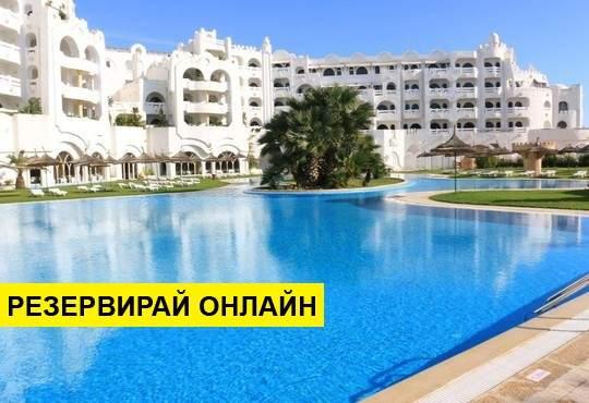 Самолетна програма от София! 7 нощувки на база All inclusive в Lella Baya & Thalasso 4*