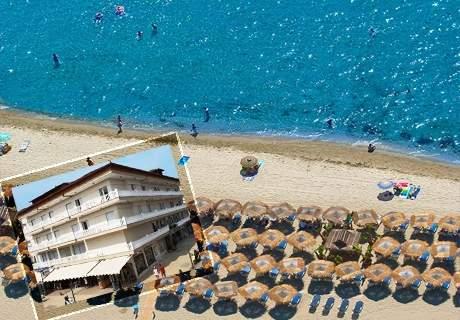 На море през новата година в хотел Regina Mare***, Паралия Катерини! Включена закуска