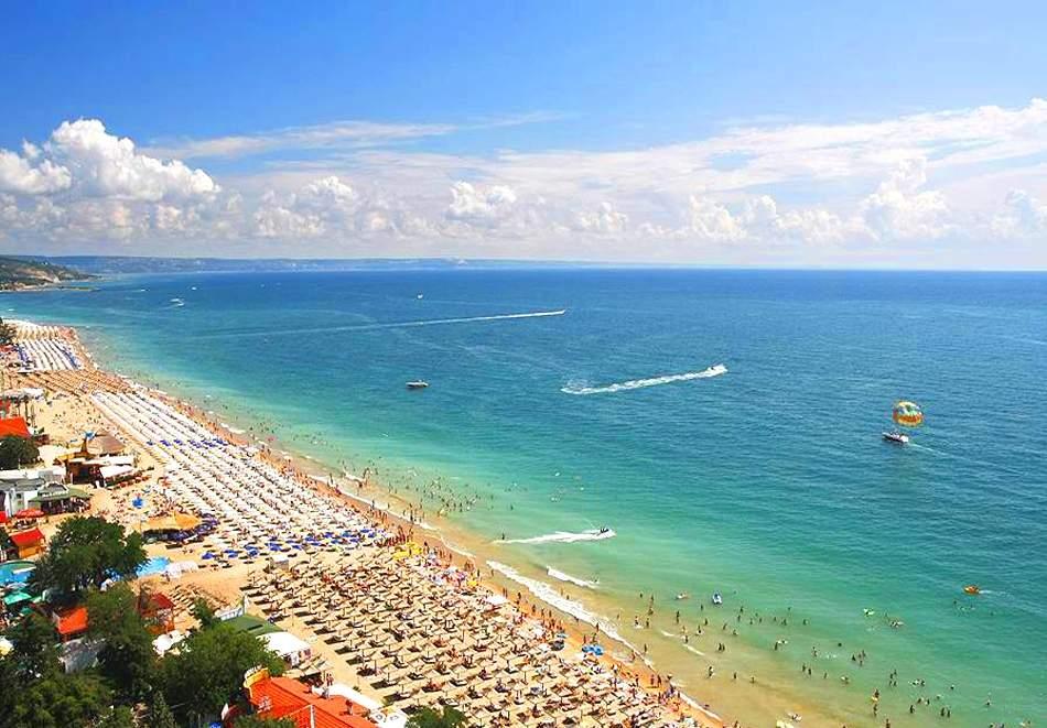На море в хотел Мечта, Златни Пясъци! + Близък плаж