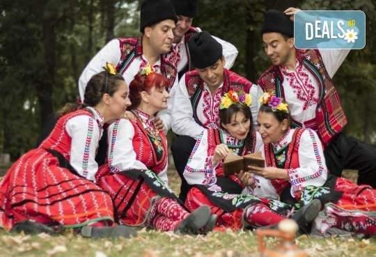 5 посещения на народни танци в Клуб за народни танци Хороводец
