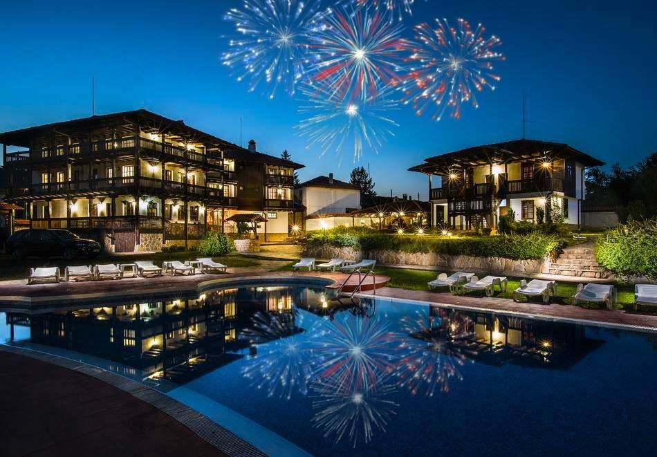 Посрещнете 2021-ва година в хотел Еленски Ритон! Включва официална вечеря и закуски! Плюс програма!