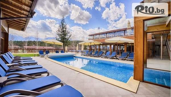 Релакс в СПА хотел Катарино, близо до Разлог! Включва басейни с минерална вода и изхранване закуски! Възползвайте се от масажи и СПА