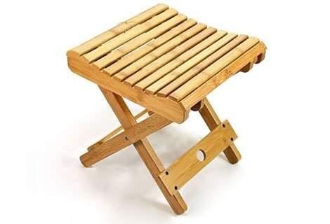 Бамбукът е здрав, красив и гъвкав материал.Купи 100 % Екологичен стол от Бамбук сега на цена от 9.90 лв