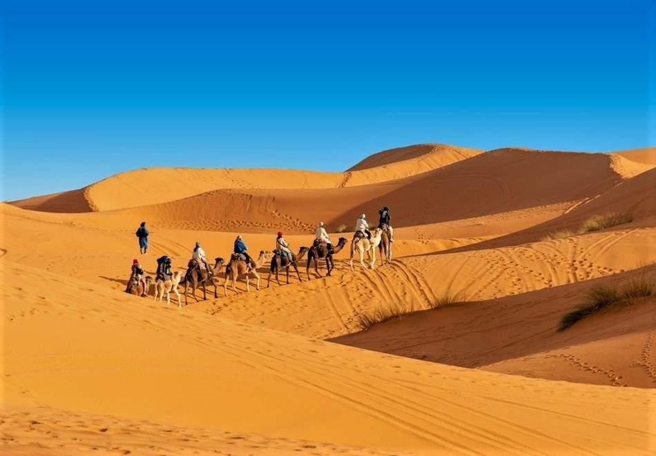 Екскурзия  през октомври до Маракеш и Агадир - перлите на Мароко! Чартърен полет от София + 3 нощувки на човек в Маракеш и 4 нощувки в Агадир съ