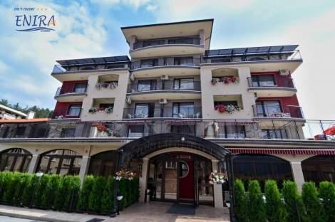 Ваканция в Хотел ЕНИРА****, ВЕЛИНГРАД! Включва басейни и изхранване вечеря/закуска!