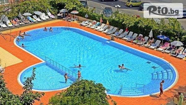 All Inclusive в Хотел Арсенал, Несебър! Включен басейн!