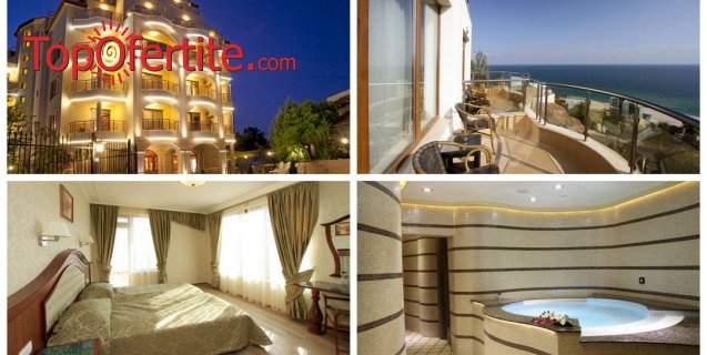 Лятна почивка в Хотел Аква Вю****, Златни пясъци! Включено изхранване вечеря и закуска!