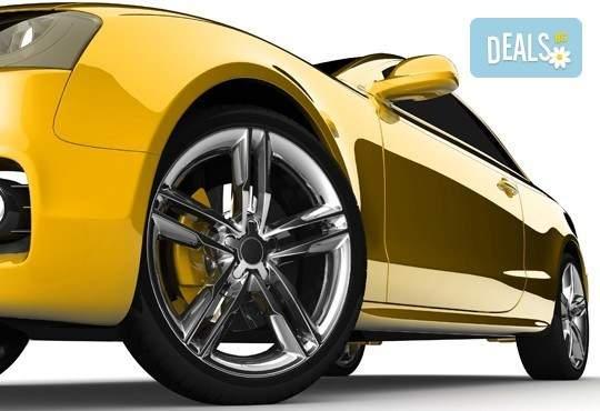 Смяна на 4 гуми, монтаж, демонтаж и баланс от Автоцентър NON-STOP