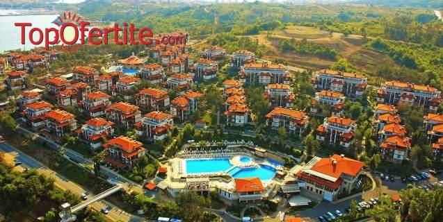 Топ оферта! Лятна почивка в селище Санта Марина, близо до Созопол! Включени басейни!