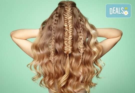 Angels beauty предлага пълно обгрижване на вашата коса! + Бонус