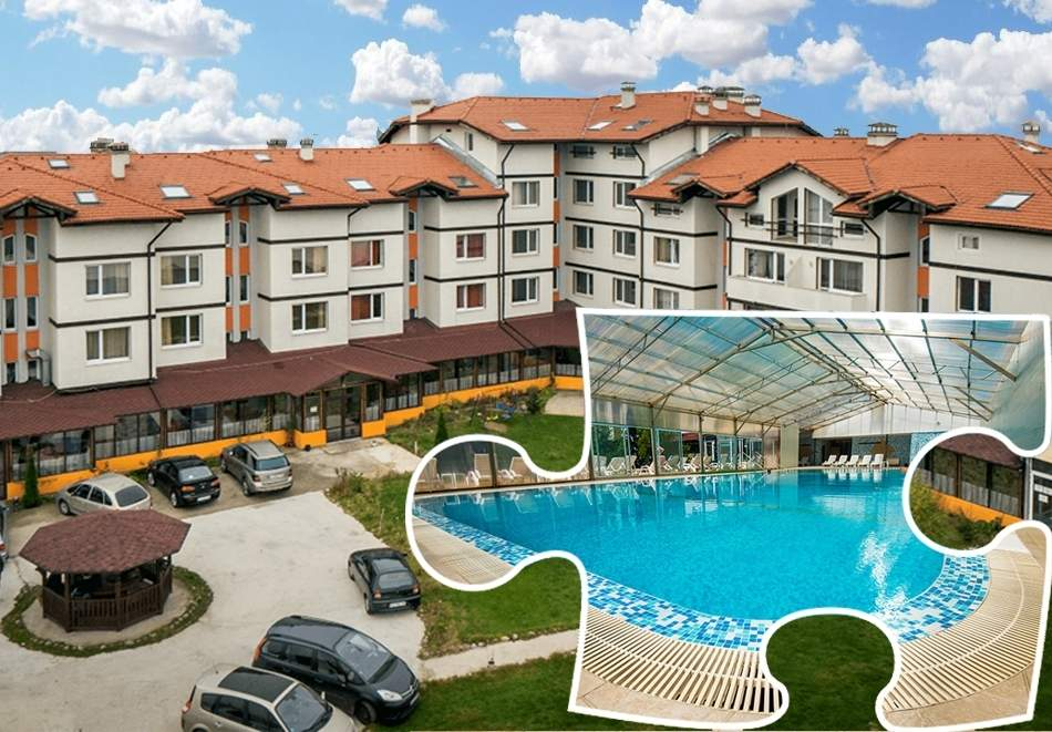 Релаксирайте в хотел Вита Спрингс, с. Баня! Включен басейн с минерална вода
