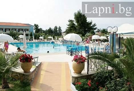 Почивка на ХАЛКИДИКИ, Bomo Kriopigi Hotel 4*: нощувка на база Ultra  ALL INCLUSIVE на цена от 221 лв. за ДВАМА + Дете до 5.99 г. Безплатно!!