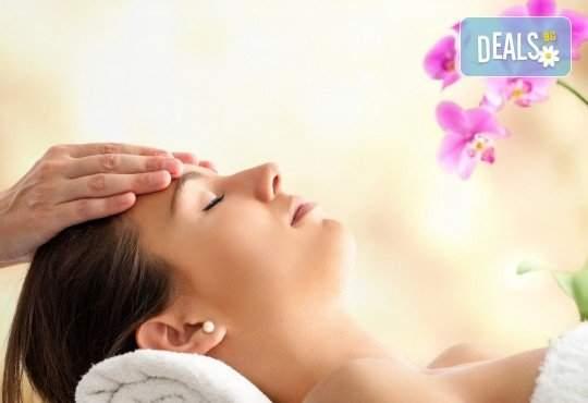 Антистрес масаж на цяло тяло, глава, ходила и длани в Beauty and Relax, Варна