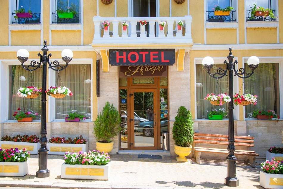 Релакс в хотел Алегро*3, Велико Търново! Включена закуска!