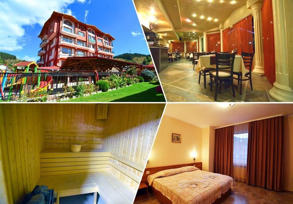 Голяма почивка в Семеен хотел Йола, Чепеларе! Включено изхранване закуска!
