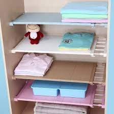 Регулируема стойка – органайзер за гардероб и шкаф