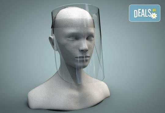 Предпазете лицето си с маска за лице от New Partner Ideas!