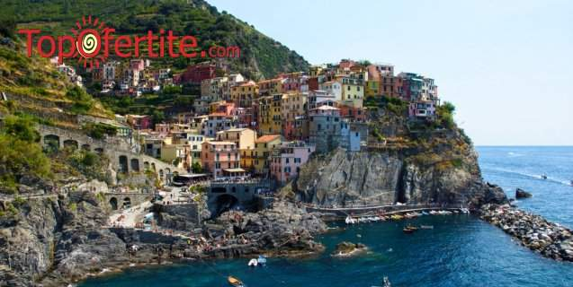 Ваканция за шест дни във Френска и Лигурска Ривиера + Италия! Включени опции за различни градове