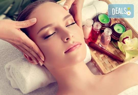 Отпуснете се в Anima Beauty&Relax! Включва китайска терапия