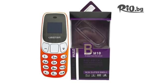 Мини телефон L8Star BM10 Dual Sim, от Topgoods.bg