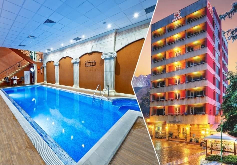 Пълен релакс в хотел Свети Никола*4, Сандански! Включена закуска!