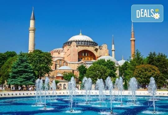Лято в Истанбул и Одрин: 3 нощувки със закуски, транспорт, посещение на мол Forum