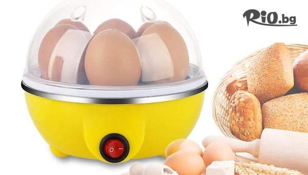 Яйцеварка за 7 яйца Dash Rapid Egg Cooker, от Topgoods.bg