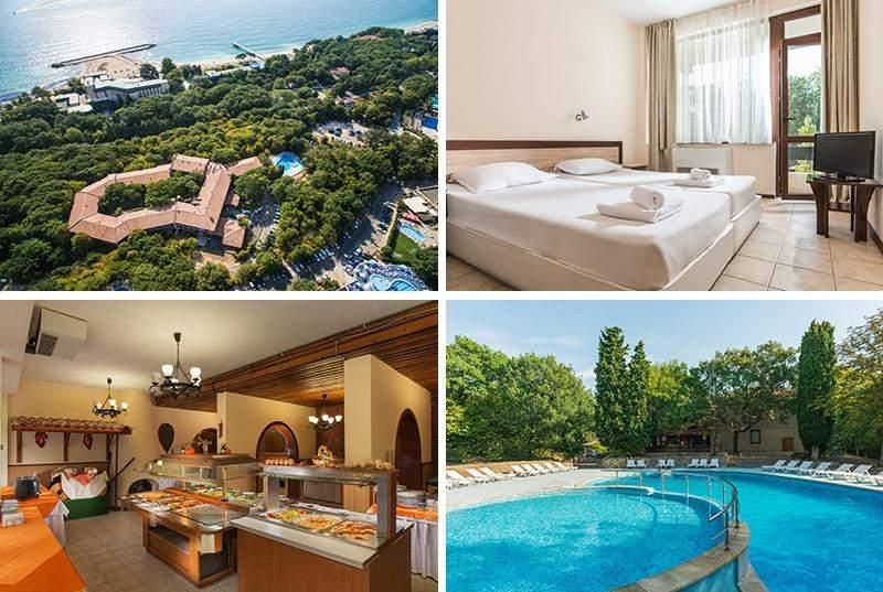 Отпочивайте в Хотел Преслав, Златни пясъци на специална цена!