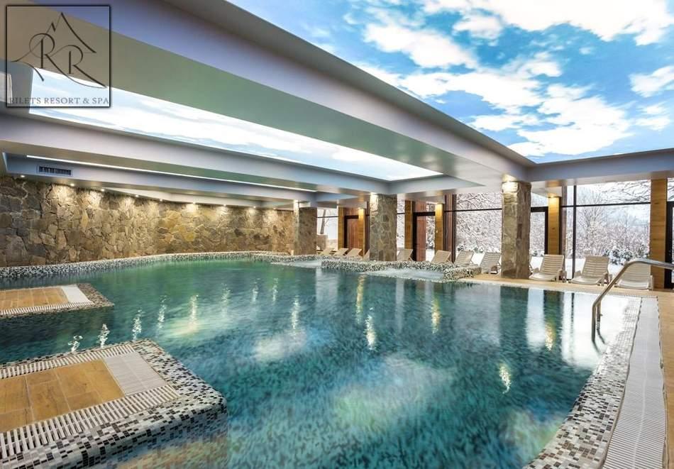 Отпочивайте в хотел Рилец Рeзорт и СПА*4, близо до Рилския манастир! Включени закуски!
