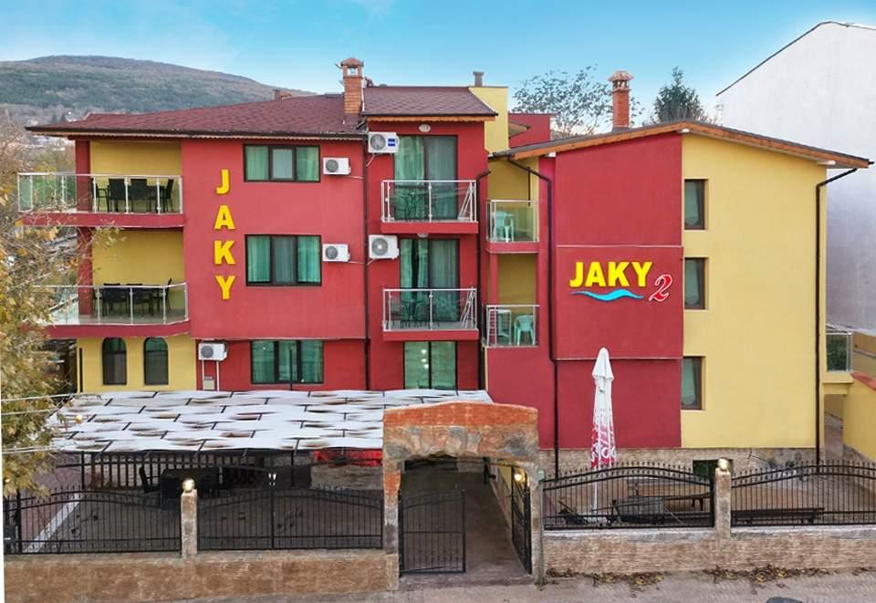 Лятна почивка в хотел Жаки, Кранево! Включено изхранване вечеря и закуска!